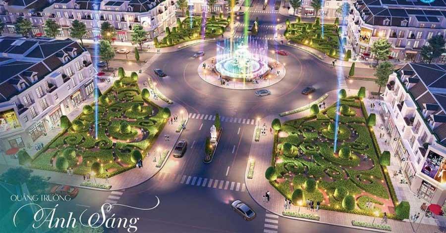 Dự án nhà phố đất nền Gem Sky World Đồng Nai sở hữu tiện ích 5 sao cao cấp